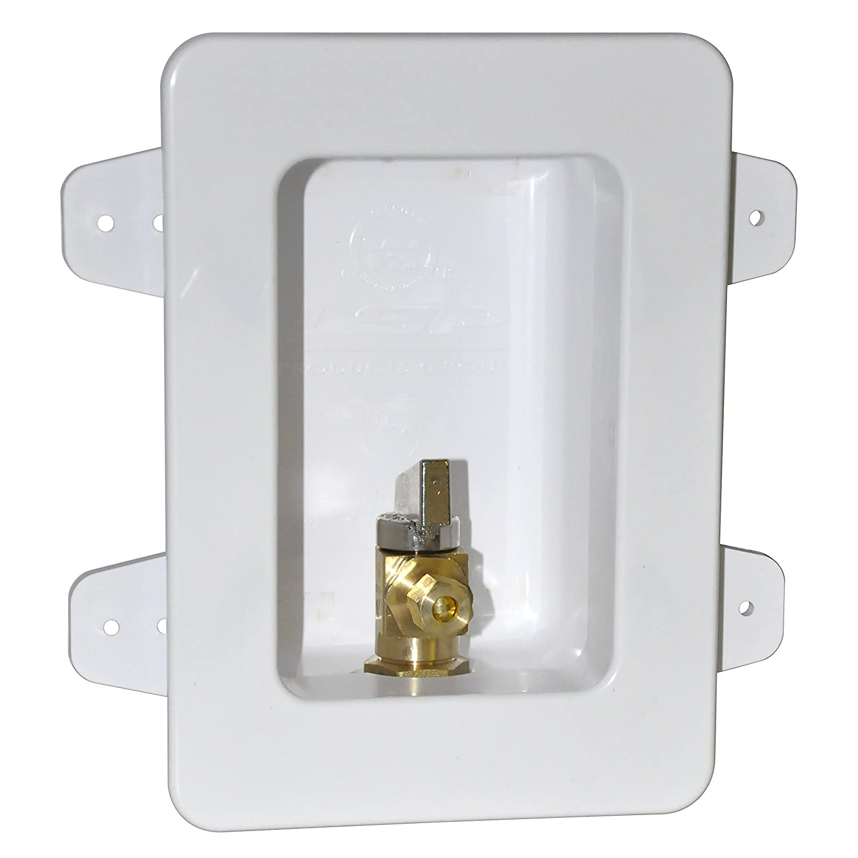 LSP OBFS-8030-LL Ice Maker Box, Firestop White