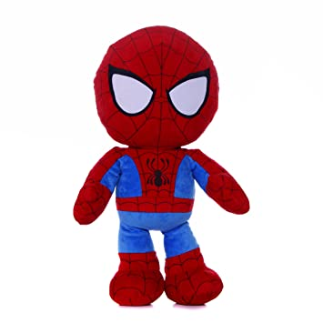 Disney Peluche Spiderman (Posh Paws 34004): Amazon.es ...