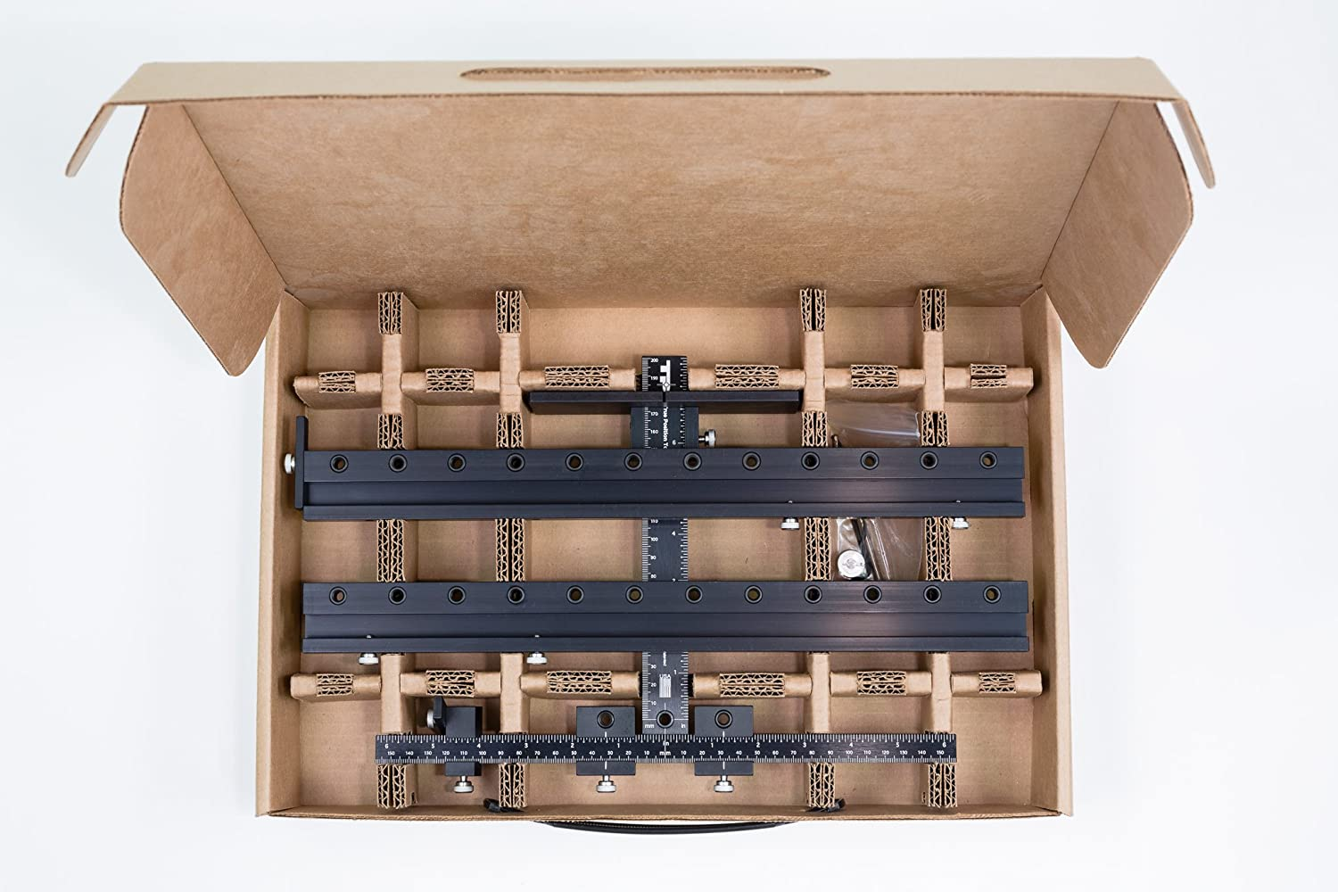 True Position Tools TP-1935 Cabinet Hardware Jig for Professional ...