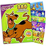 scooby doo coloring book jumbo 288 pages with 50 stickers scooby doo party - Scooby Doo Coloring Book