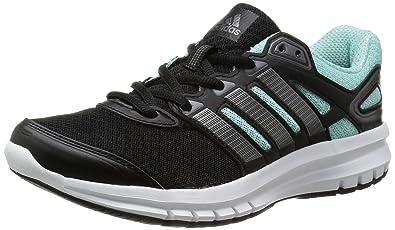 adidas Duramo 6, Chaussures de running femme Noir (Black 1Carbon Met