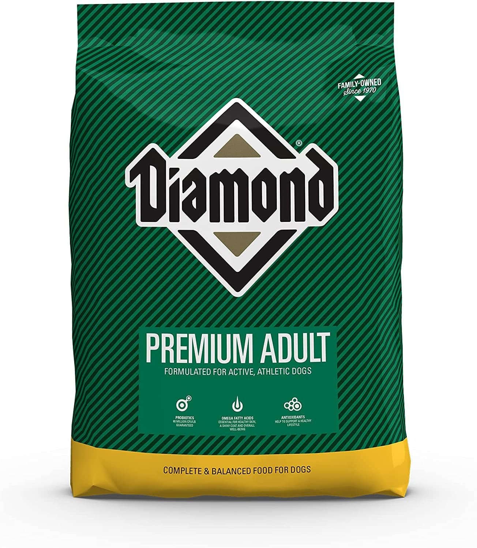 Diamond Premium Complete and Balanced Dry Dog Food