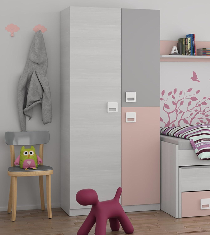 Armario habitacion bebe armario habitacion bebe armario for Armarios roperos para habitaciones pequenas