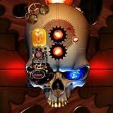 Tyme Irons Best Deals - Steampunk Skull Live Wallpaper
