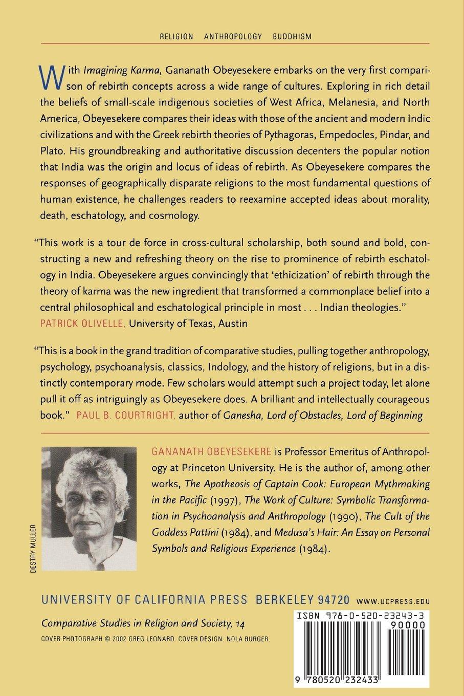 Amazon imagining karma ethical transformation in amerindian amazon imagining karma ethical transformation in amerindian buddhist and greek rebirth 9780520232433 gananath obeyesekere books buycottarizona Image collections