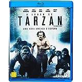 A Lenda De Tarzan [Blu-ray]