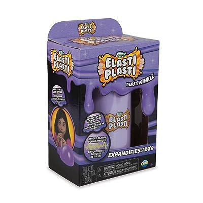"The Orb Factory Orbslimy Elasti Plasti Pertwinkle Slime Compound, Purple, 5.04"" x 3.27"" x 7.87"": Toys & Games"