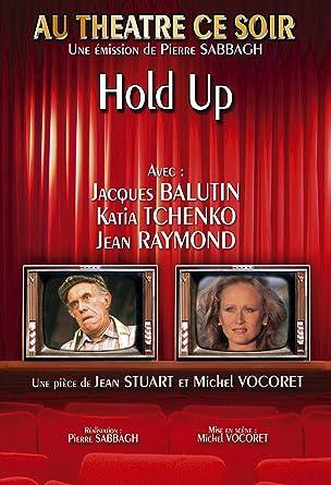 Hold up - Pièce de théâtre 818UodEHEQL._SY445_