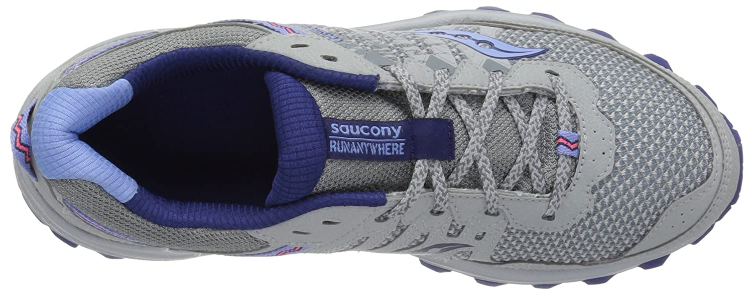 new concept dafe3 2306c Amazon.com   Saucony Women s Grid Excursion TR12 Sneaker   Tennis   Racquet  Sports