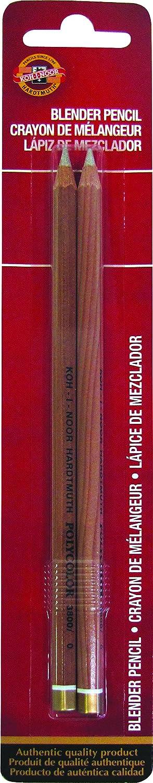 Koh-I-Noor Polycolor Blender Pencil, 2-Pack (FA3800B.2BC)