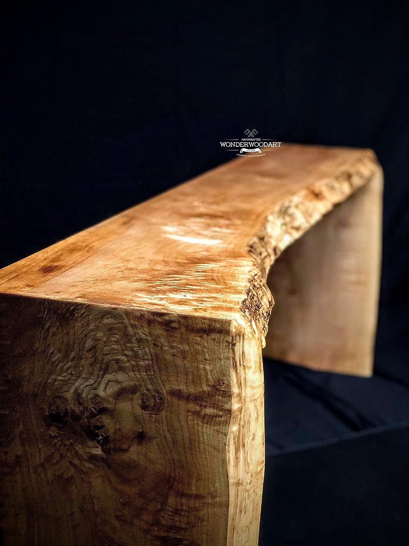 Swell Amazon Com Live Edge Waterfall Sofa Table 82X15X32 Big Creativecarmelina Interior Chair Design Creativecarmelinacom