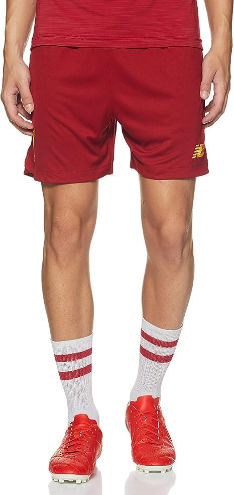 Admitir Cabecear Resistente  New Balance 2019-2020 Liverpool Home Shorts (Red): Amazon.es: Deportes y  aire libre