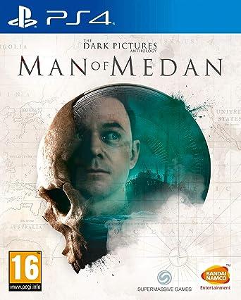 Man of Medan en Amazon