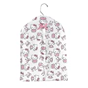 Bedtime Originals Hello Kitty Luv White/Pink Diaper Stacker