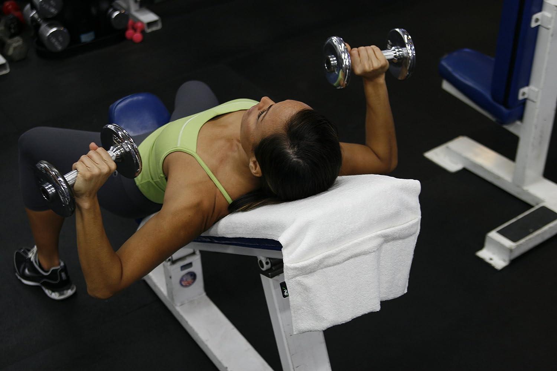 Bolsillo Zhu de bambú toalla para gimnasia, yoga, clases de ...