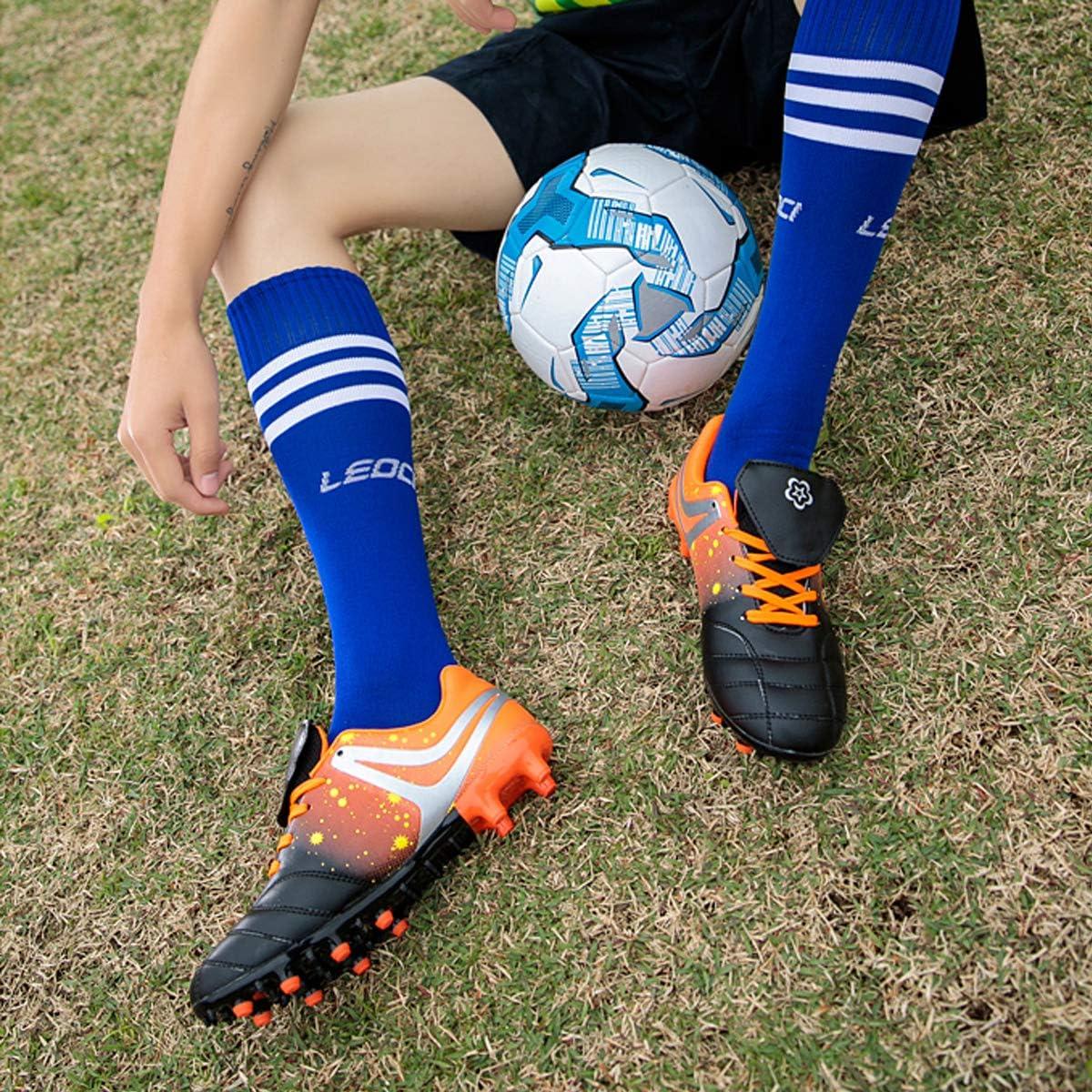 Eisrumu Fu/ßballschuhe Kinder FG Fussballschuhe Jugendliche Trainingsschuhe Unisex