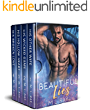 Beautiful Lies Complete Series Boxset: Romantic suspense international intrigue - sweet obsession dark romance