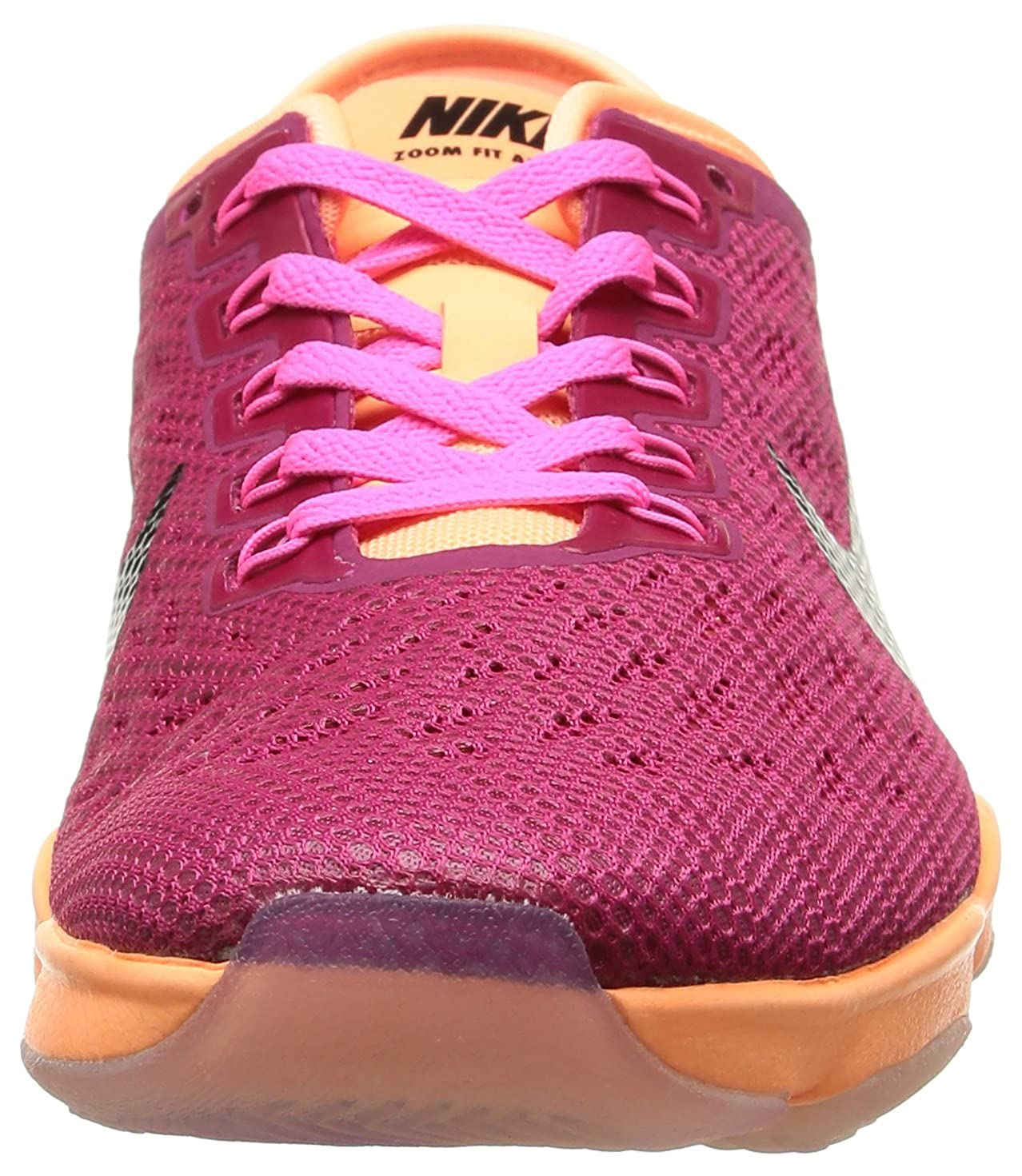 separation shoes 5ccc5 beba2 Amazon.com   Nike Women s Zoom Fit Agility Running Shoe   Road Running