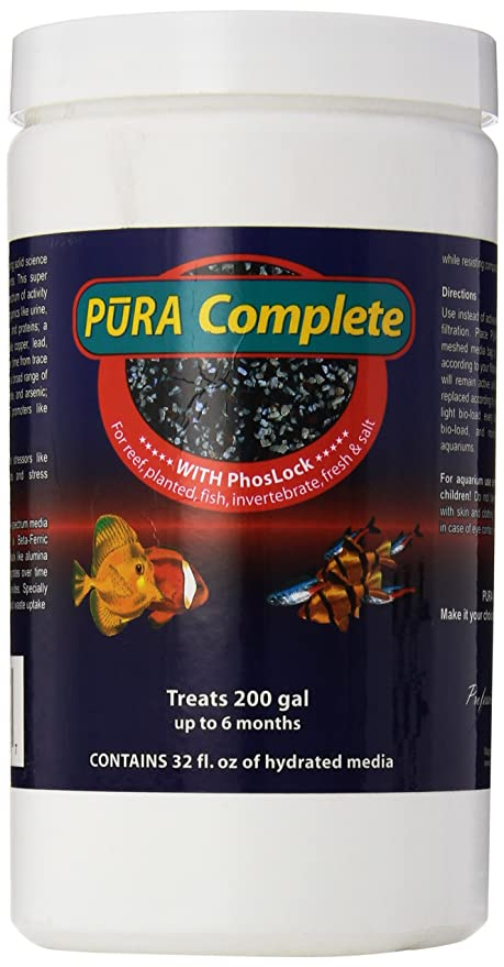Pet Supplies Reasonable Pura Complete 16 Oz. Other Bird Supplies