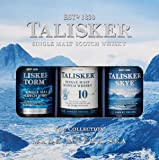 Talisker - Made By The Sea 3 x 5cl Miniature Gift Set - Whisky