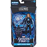 "Marvel Legends Series Fantastic Four 6"" Collectible Action Figure Marvel's Invisible Woman Toy, 1 Accessory, 1 Build-A-Figure Part"