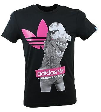 adidas Camiseta Hombre Gráfico Trefoil cinta de Té - G Tee Chica X 34433, XXS: Amazon.es: Deportes y aire libre