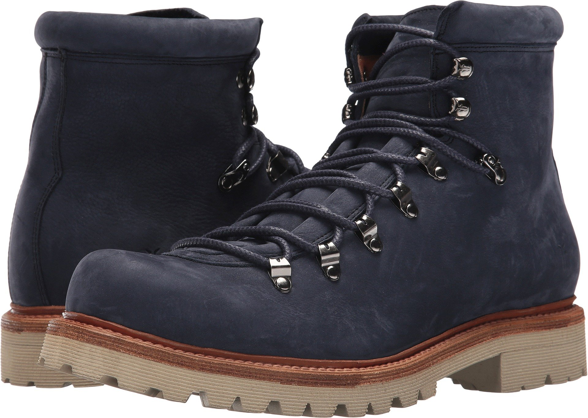FRYE Men's Woodson Hiker Winter Boot, Indigo, 10.5 D US