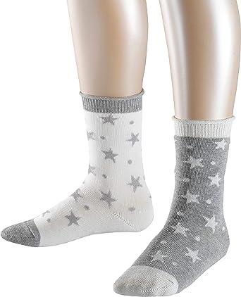 Esprit Dots & Stars Calcetines (Pack de 2) para Niñas: Amazon.es ...