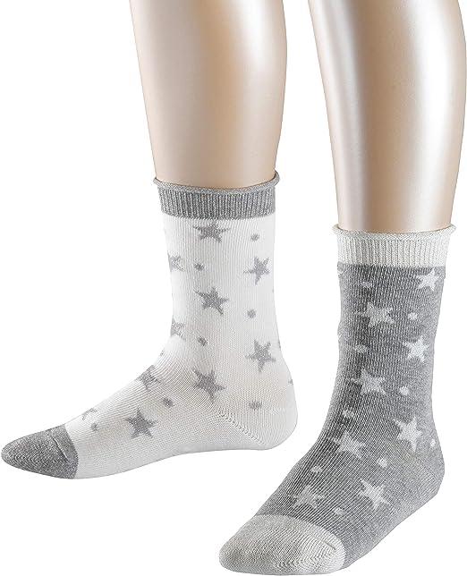 Esprit Dots & Stars Calcetines (Pack de 2) para Niñas: Amazon.es: Ropa y accesorios
