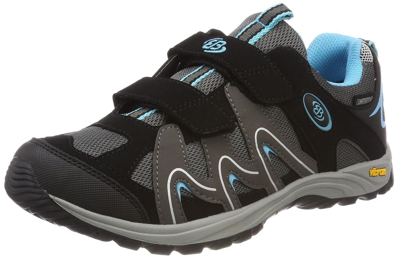 Brütting Vision Low Enfant V, Chaussures de Randonnée Basses Mixte Enfant Low 28 EU Bleu (Grau/Schwarz/Tuerkis Grau/Schwarz/Tuerkis) 0429d2