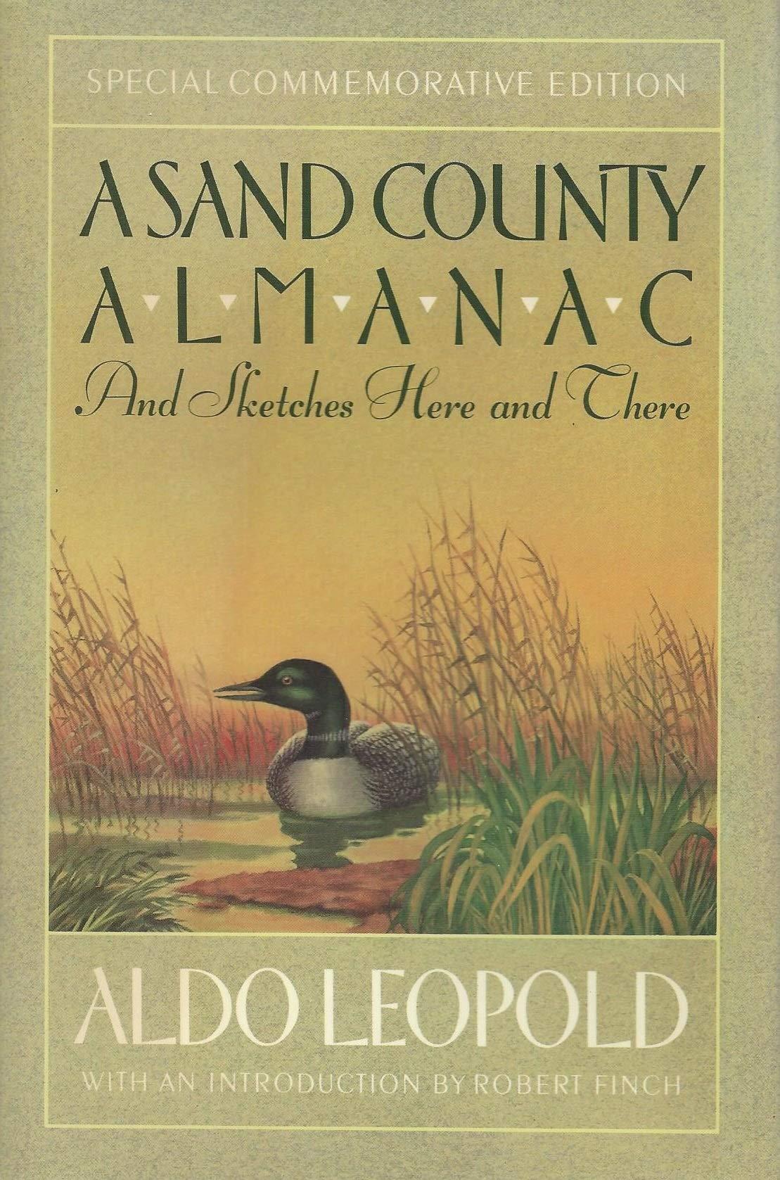 A Sand County Almanac: Amazon.es: Aldo Leopold, Charles W ...