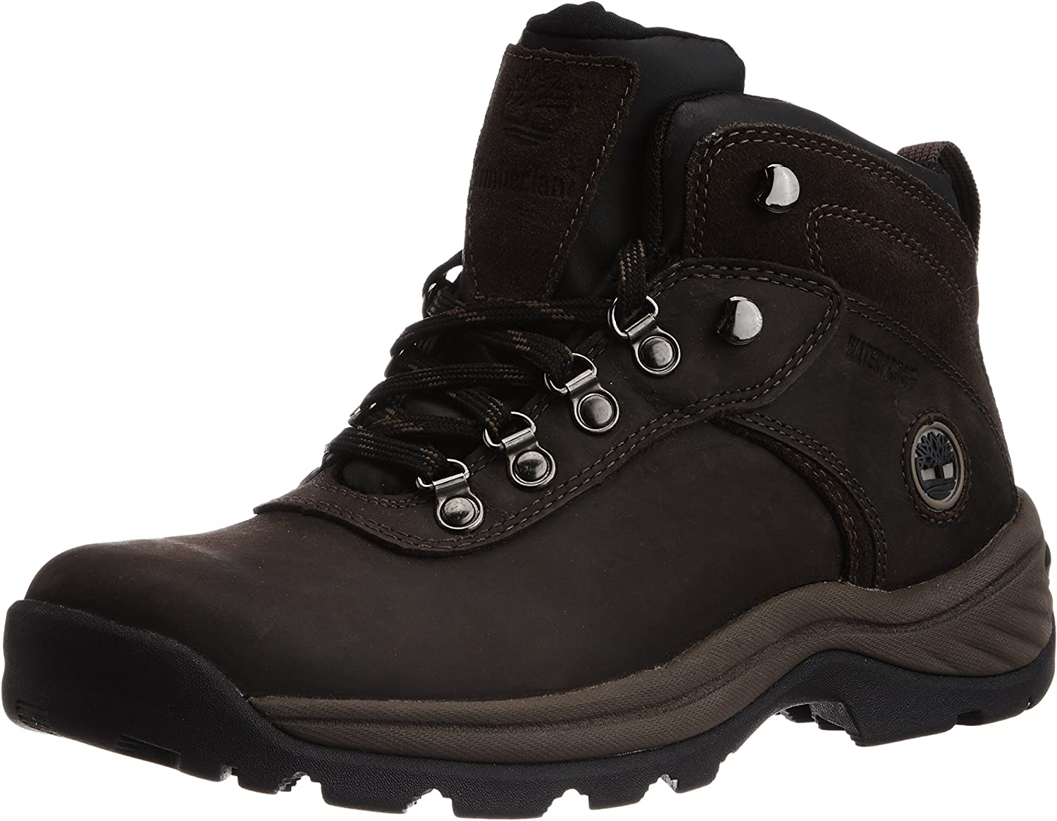 Timberland Damen RG Hike FTP Flume Mid WP Stiefel