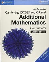 Cambridge IGCSE And O Level Additional