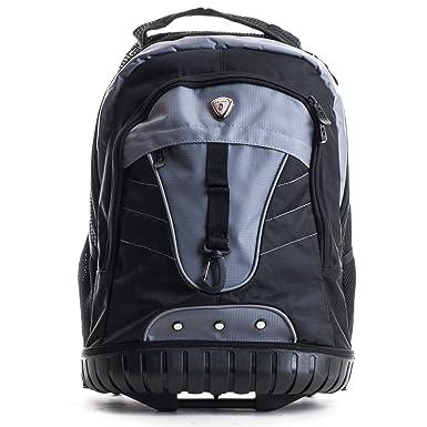 Amazon.com | CALPAK Night Vision 18-Inch Rolling Backpack ...