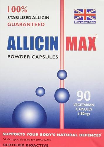 Allicin Max 90 Veg Cap