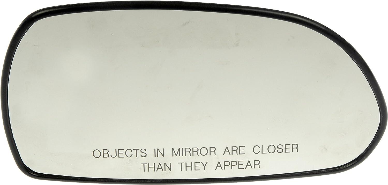 Dorman 56637 Passenger Side Heated Plastic Backed Mirror Glass