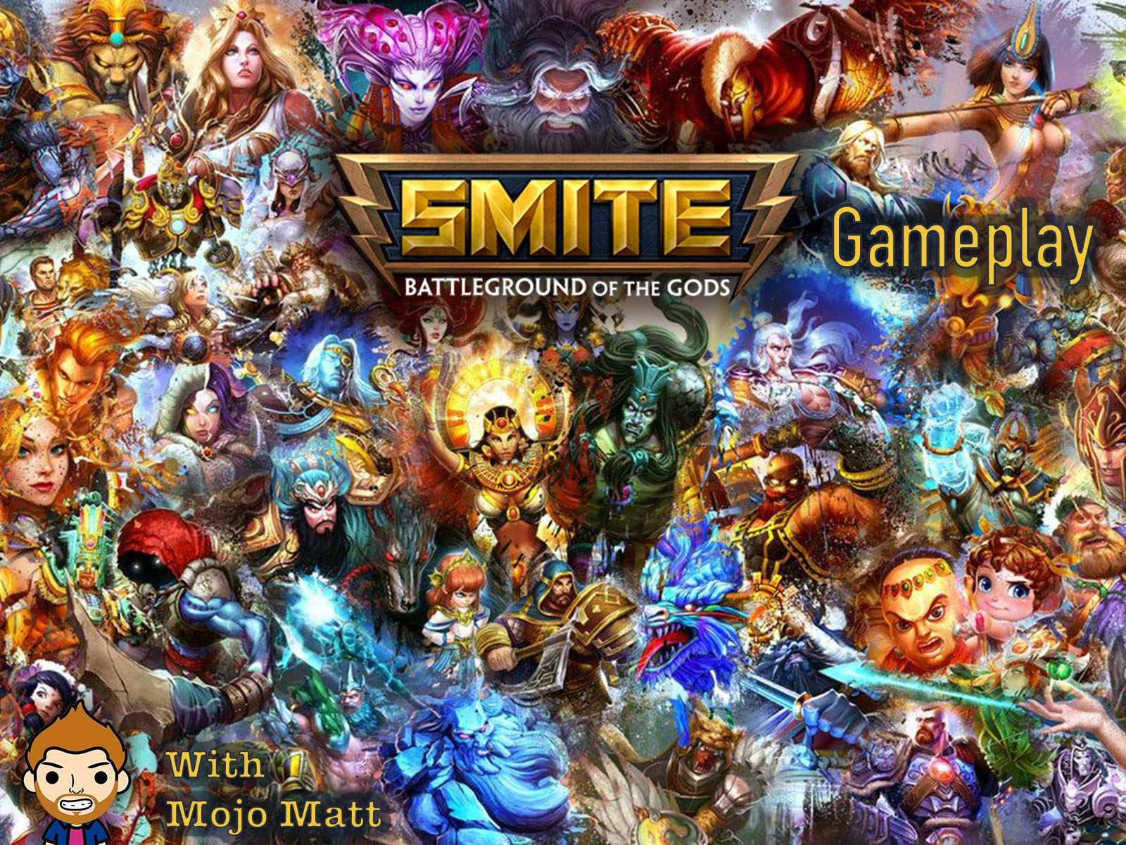 Gameplay Smite Ps4