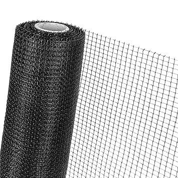 Maulwurfbekämpfung maulwurfnetz 2m x 25m maulwurfbekämpfung maulwurfsperre für rasen