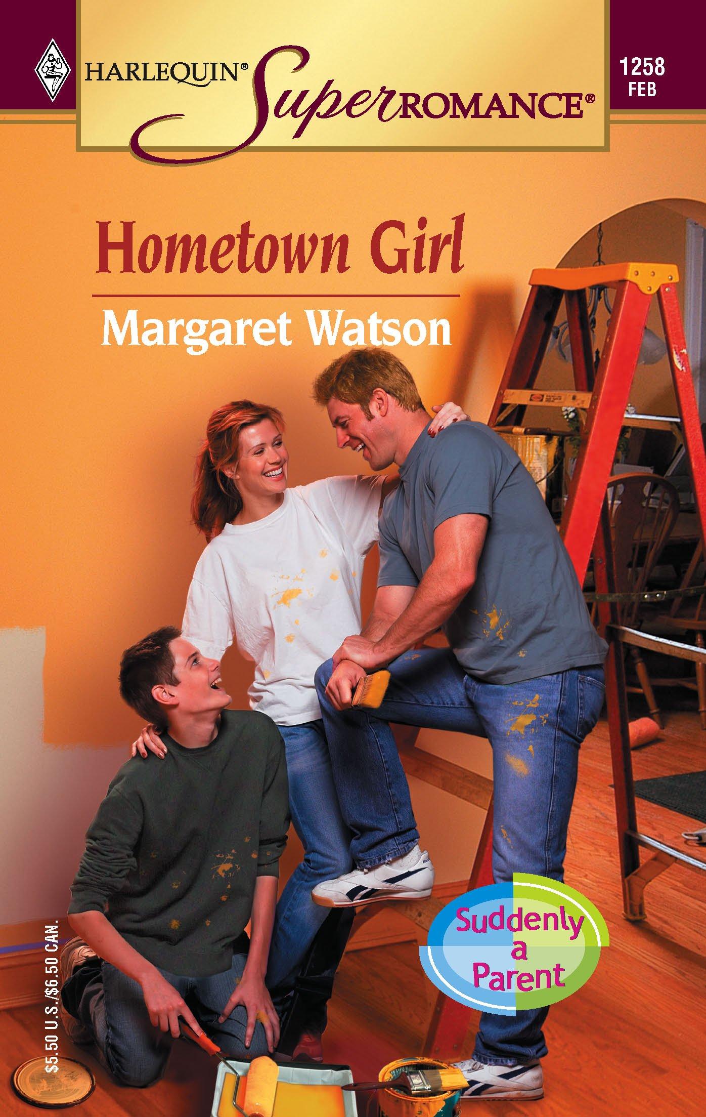 Hometown Girl (Suddenly a Parent) pdf epub