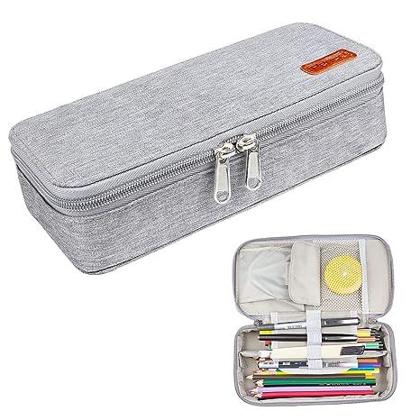 Amazon.com: DTH-PANDA Estuche de gran capacidad para lápices ...
