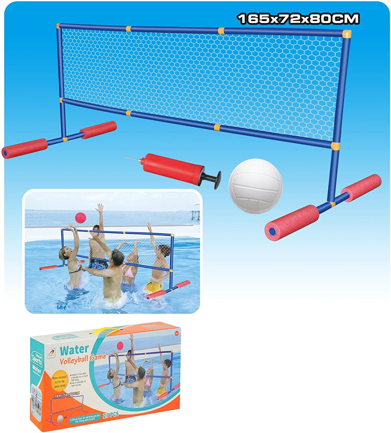Juguetes Watervolley