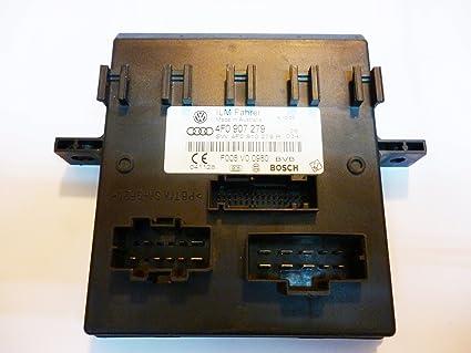Amazon com: AUDI A6 ONBOARD POWER SUPPLY CONTROL MODULE 4F0907279