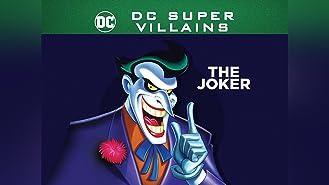 DC Super-Villains: The Joker: The Complete First Season