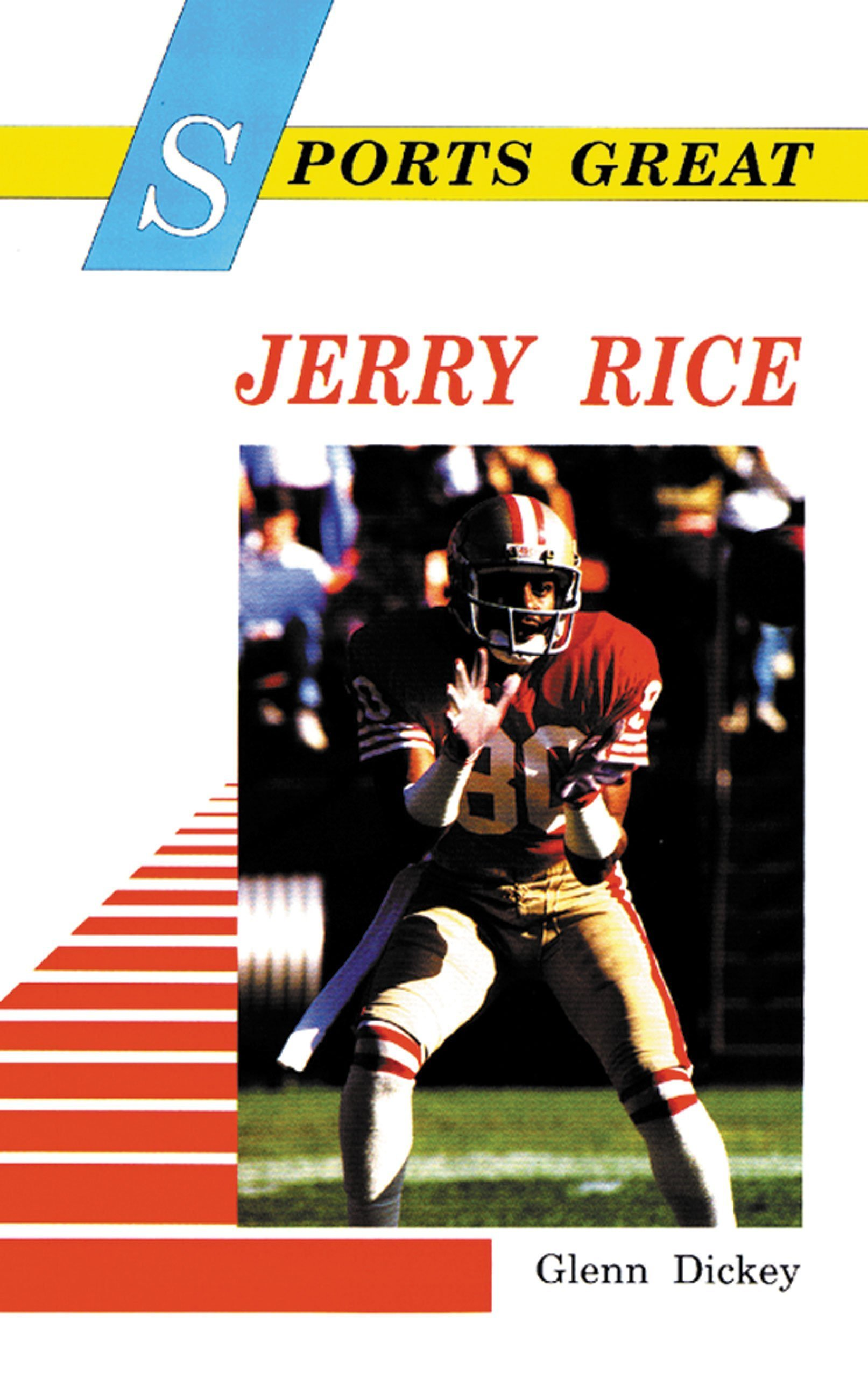 Sports Great Jerry Rice (Sports Great Books)