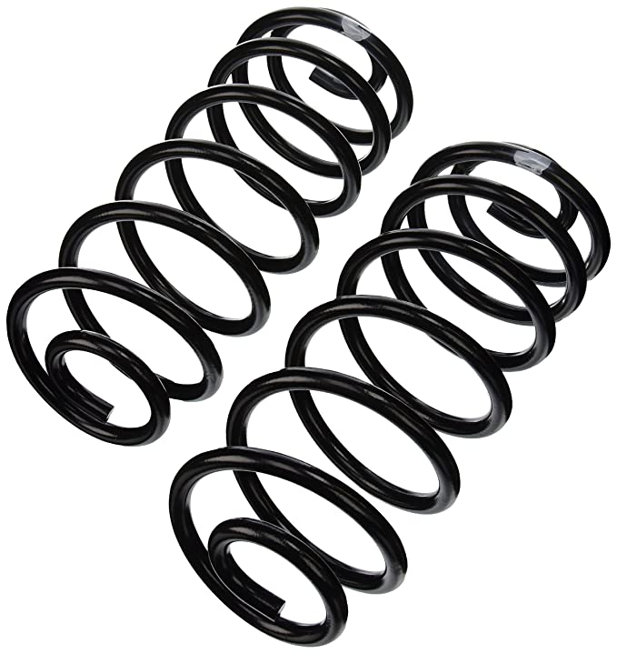 Amazon Com Acdelco 45h1158 Professional Rear Coil Spring Set