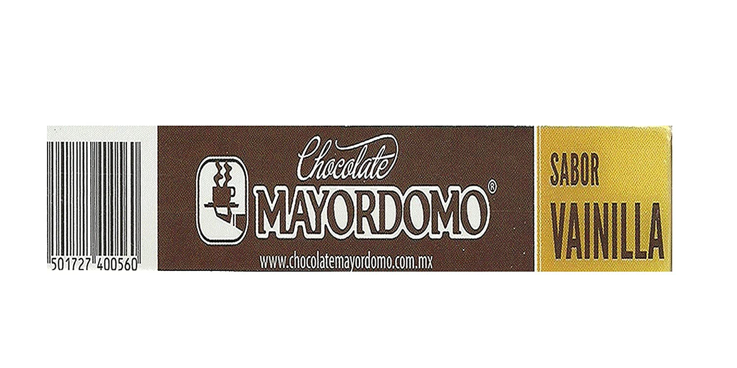 Amazon.com : Chocolate El Mayordomo. The taste of Oaxaca (Semi Bitter, 250 gr) : Grocery & Gourmet Food