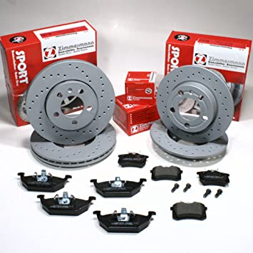 PAGID T9031NA014 Front Brake Pad Set