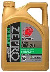 Zepro 30010095 Eco Medalist Advanced Moly 0W-20 Engine Oil