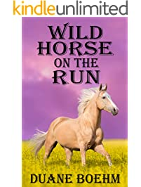 Wild Horse On The Run (Wild Horse Westerns Book 3)