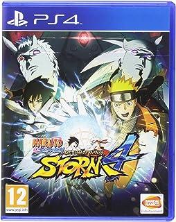 Naruto Ultimate Ninja Storm Trilogy (PS4): Amazon co uk: PC